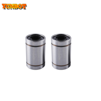 3d printer accessories genuine LM8UU Long Rod Shaft 8X15X24MM 3d printer linear bearing For Reprap Anet A8 Prusa I3 3d Printer фото
