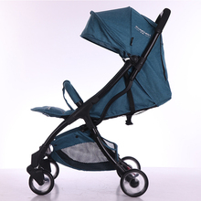 Baby stroller folding childrens trolley multi-function umbrella kids pram