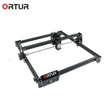 2020 Ortur Upgraded Deep Wood Carving Laser Cutter DIY Engraver Engraving Machine 450nm Blue Laser Desktop