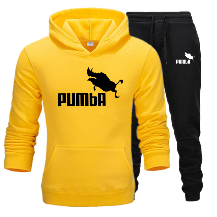 2019 New Sports Suit Hoodie Men's Casual Cotton Autumn And Winter Warm Sports Shirt Street Hip Hop Hot Sets Sporting Suit