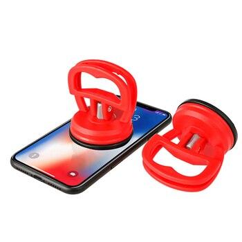 2Pcs Glass Suction Cup PLastic Repair Tools Phone Screen Glass Lifter Car Repair Kit Rubber Suction