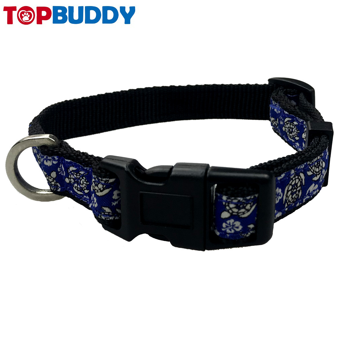 Fashion Pet Collar Thermal Transfer Pet Collar Dacron Dog Neck Ring Outdoor Dog Collar Unique Price