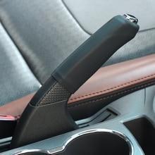Car Silicone Hand Brake Cover E Brake Protector for renault clio 3 opel corsa opel meriva megane 4 dacia sandero stepway leon fr