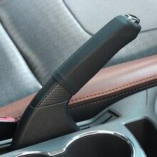 Автомобильная силиконовая крышка для ручного тормоза E Тормозная защита для renault clio 3 opel corsa opel meriva megane 4 dacia sandero stepway leon fr