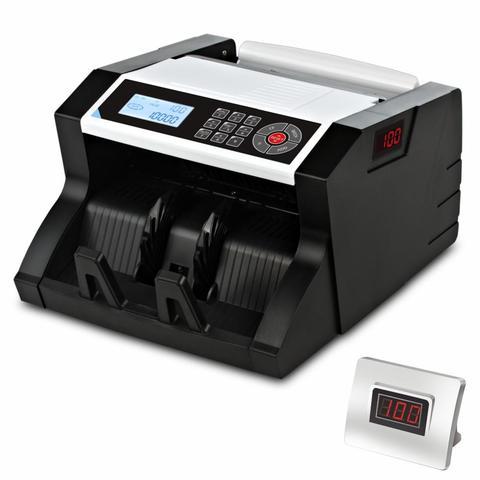 contador automatico do dinheiro da nota da deteccao uv mg mt ir dd da maquina