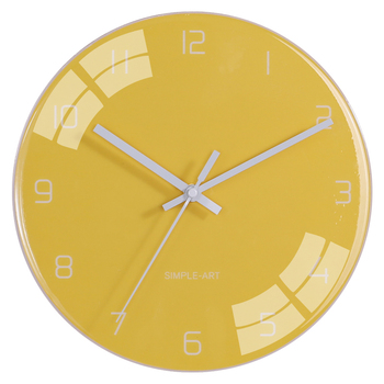 Creative Bedroom Frameless Wall Clock Nordic Analog Modern Design Wall Clocks Decorative Watch Wall Watches Home Decor II50BGZ