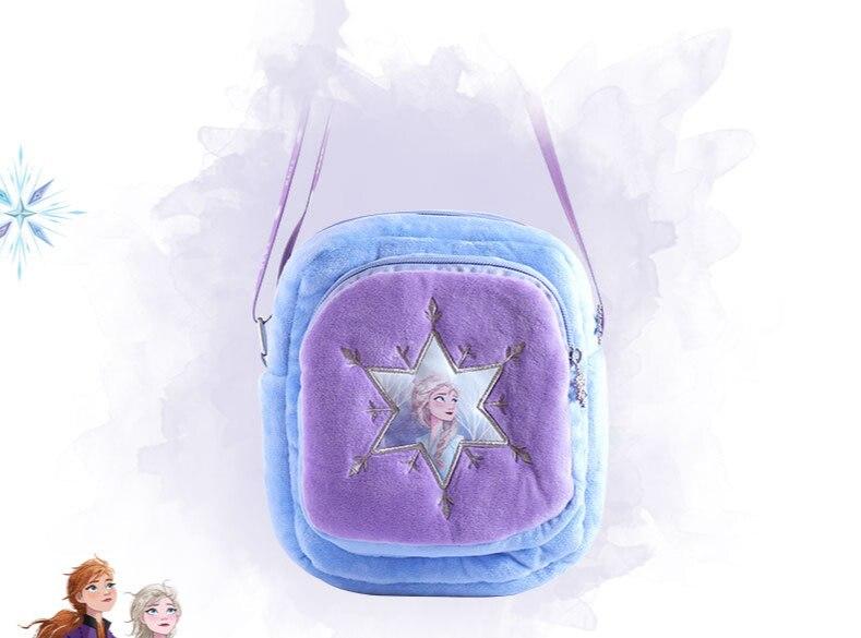 crianças casual carteira princesa aisha moeda bolsa do miúdo presente