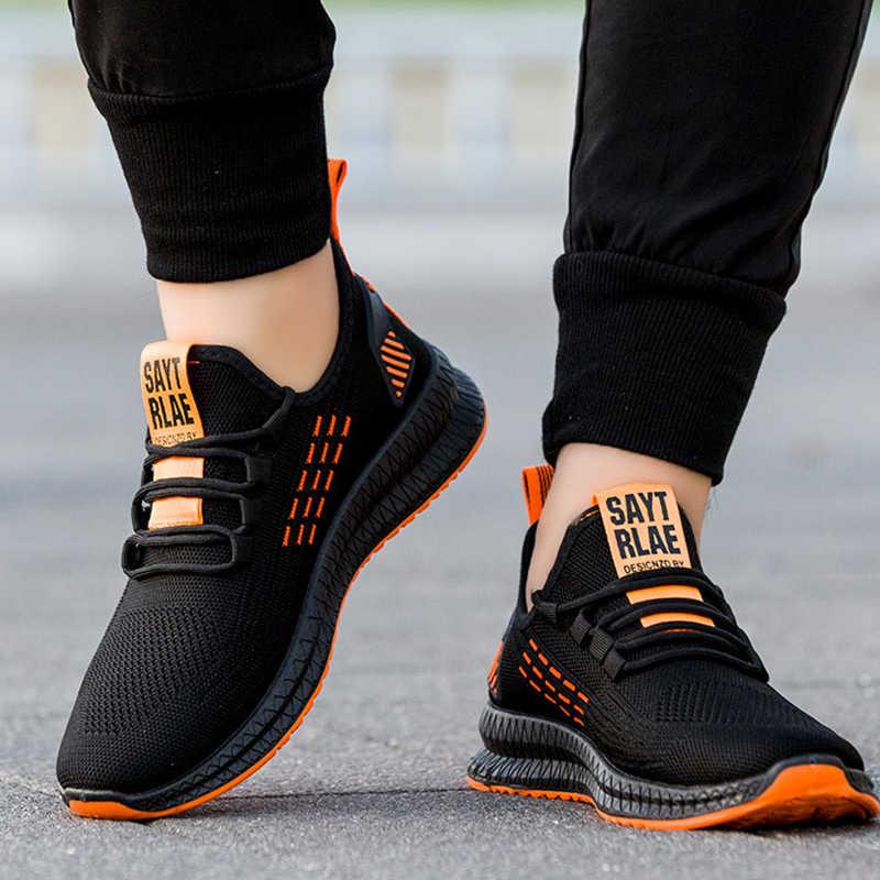 Fashion Sneakers Men Vulcanized Shoes