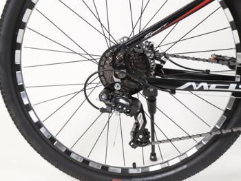 Mondshi27.5-inch mountain bike 24 speed disc brake damping front fork 3