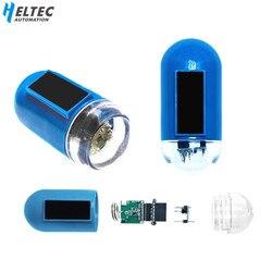 Heltec Lora Knooppunt ASR6502 Capsule Sensoren Cubecell Sensor Voor Arduino Lora Iot Waterdichte IP67 Soalr Panel