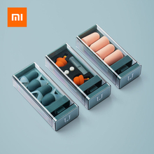 Xiaomi Earplugs Soft Silicone Noise Reduction Ear Plugs Sound Insulation Ear Protection Sleeping Earbuds With Storage Case