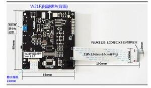 Image 2 - Tela lcd compatível para fluke 123/124/43b fluke 123/124/125