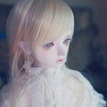 New Arrival Littlemonica LM Roselyn BJD SD Doll 1/3 18yrs Girl Body Resin Figures Eyes High Quality Luodoll Gift For Christmas