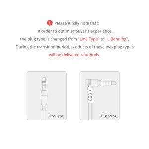 Image 5 - 1 יותר E1009 בוכנה מתכת סטריאו אוזניות באוזן Wired אוזניות אוזן ניצנים עם 3.5mm אוזניות