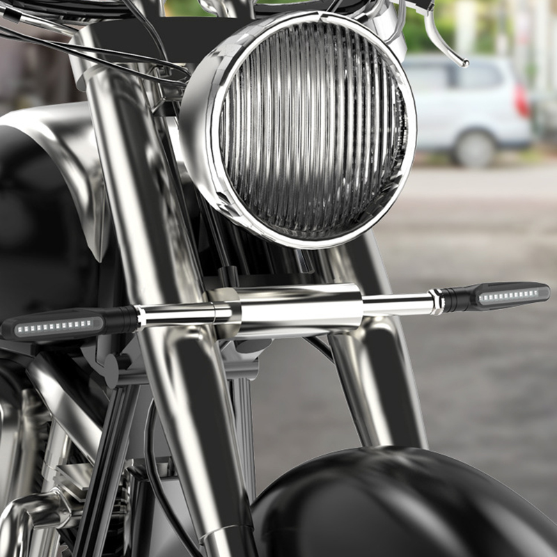 cheapest 6 5 in Motorcycle Universal Black Chrome Round LED Headlight High Low Beam Cafe Racer