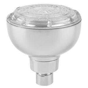 Светодиодный светильник лейки для душа 7 цветов Изменение кран Ванная комната Лейка для душа из Портативный Ванна над головой опрыскивател...