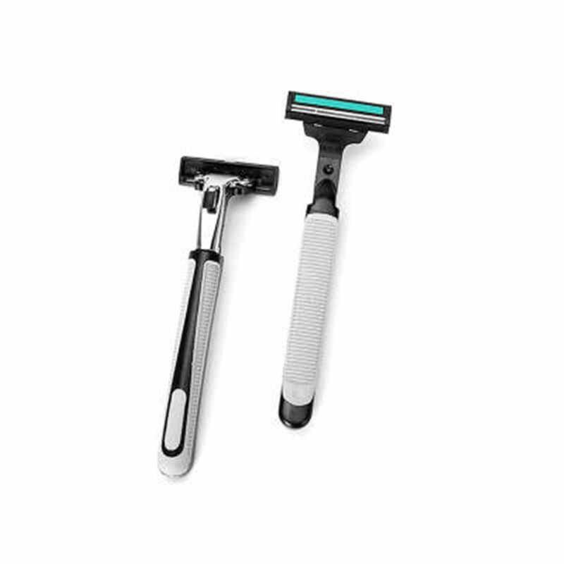 2019 jetable rasoir couches qualité Machine à raser sécurité lames de rasoir manuel rasage rasoir soins du visage barbe épilateur