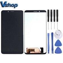 Ulefone P6000 Più Schermo LCD + Touch Screen e Digitizer Assemblea Completa per Ulefone P6000 Più Parti di Ricambio Del Telefono Cellulare