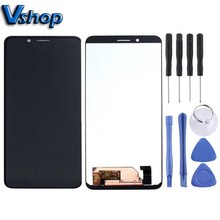 Ulefone P6000 Plus Tela LCD + Touch Screen e Digitador Assembléia Completa para Ulefone P6000 Além de Telefone Celular Peças de Reposição