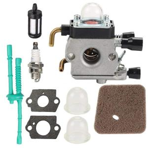Carburetor For STIHL FS38 FS45 FS46 FS55 KM55 FS85 Air Fuel Filter Gasket Carb FS85 Carburetor Plus Accessory Set Dropshipping(China)
