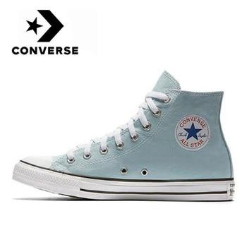 Converse-Zapatillas deportivas All Star para hombre y mujer, calzado deportivo de lona...