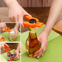 Multifunctional Simple Bottle Opener Outdoor Camping Picnic can opener Portable Kitchen Tool