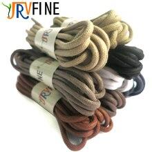Сплошной толстый круглый Вощеные шнурки платье кожа воск для обуви шнурки веревка для обычных ботинок кроссовки Диаметр 0,3 см