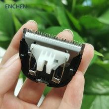 Enchen sharp 3s сменная машинка для стрижки волос головка черного