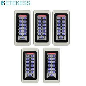 5pcs T-AC03 Keypad RFID Access