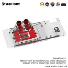 Water-Cooling-Block Graphics-Card Barrow BS-AST5700XT-PA Asus Tuf for Full-Coverage