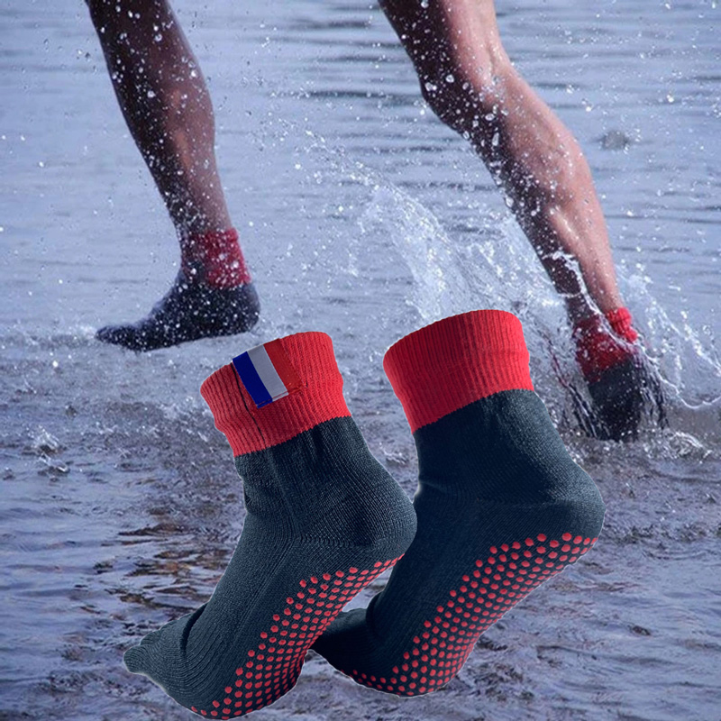 Vertvie High Quality Outdoor Beach Diving Socks Five Toes Separated Anti Slip Fitness Socks Running Unisex Adult Sports Socks|Hiking Socks|   - AliExpress