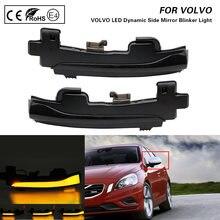 Lumière de clignotant pour Volvo, pour modèles S60 CC S60 II S80 II V40 CC 40 II V60 V60 CC V70 III