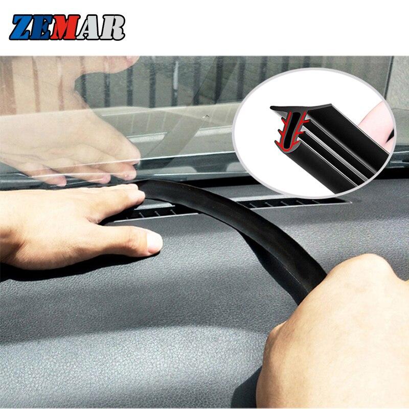 Приборная панель автомобиля уплотнительные полосы звукоизоляция для BMW F20 серии 1 E87 X5 E70 E53 X6 E71 X3 E83 E46 купе E38 F22 F34 E65 E82 m