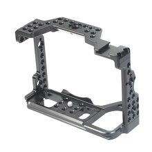 BGNING aluminiowa obudowa do aparatu DSLR do Sony A7S3 A7SIII
