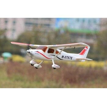 EPO Cessna 162 1100 мм белая модель Wingspan уличные игрушки RC самолет для FPV аэрофотография Начинающий обучающий