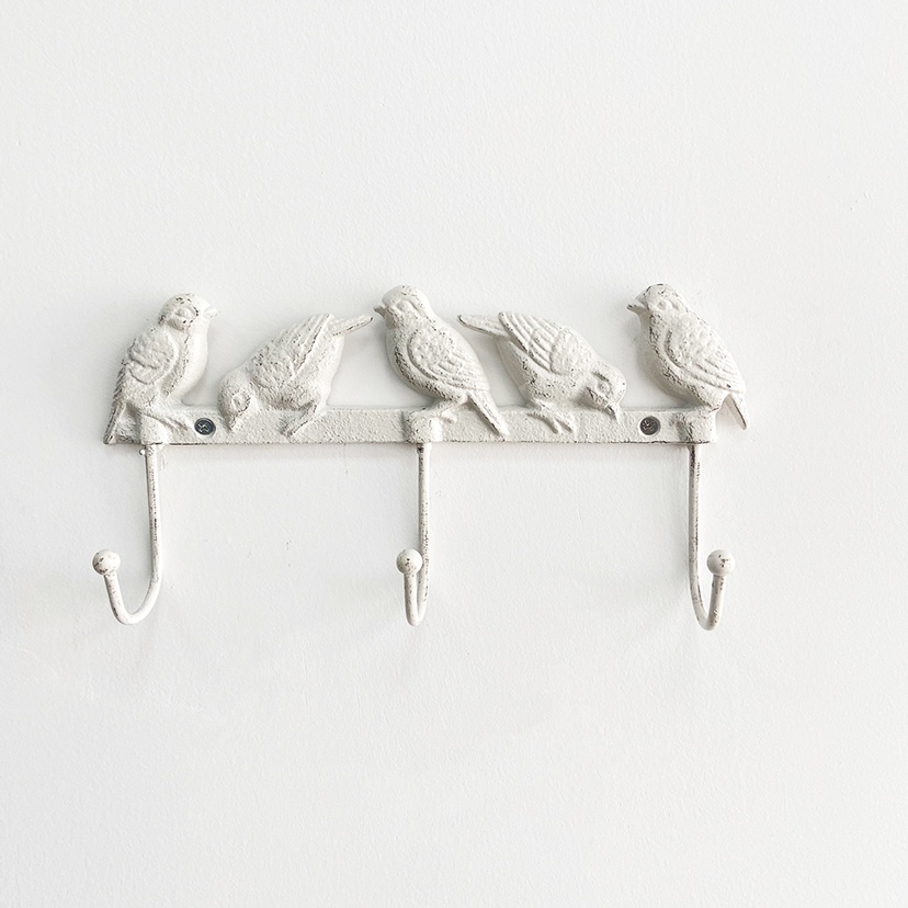 Креатив крючки винтаж вешалки вешалки одежда шапка полотенце вешалка крючок птица ретро металл шкаф комната стена декор одежда органайзер