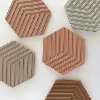 Multi silikonowe formy do betonu formy do cementu formy kubek do herbaty tacka formy minimalistyczne formy do tacek tanie i dobre opinie CN (pochodzenie) tray mold silicone random concrete making