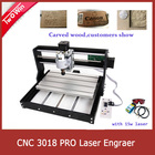 CNC 3018 Pro with Of...