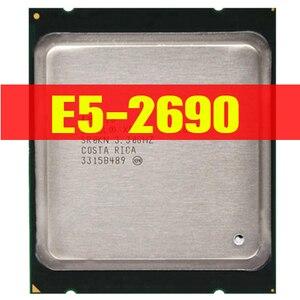 Image 4 - Atermiter carte mère X79 X79G LGA2011 mini ATX combos E5 2690 C2 SR0L0, processeur 4 pièces x 8 go = 32 go de RAM DDR3, 1600Mhz PC3 12800R