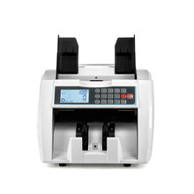 Multi Currency UV MG MT Front LCD display Fake Money Detector with Adjustable Hopper Cash Bill Counter HS-920