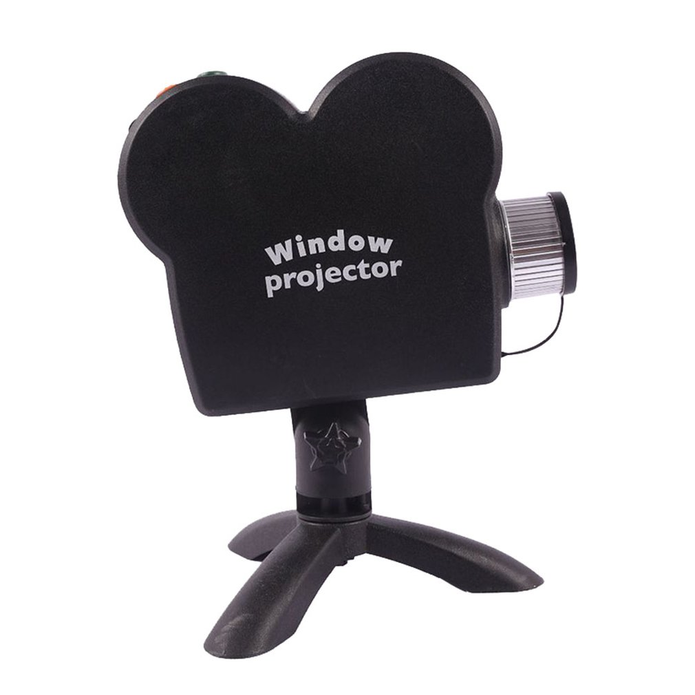 Christmas Projection Lamp Halloween Lamp Window Projector Projection Lamp Christmas Professional Projector
