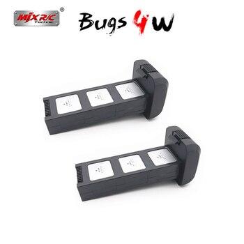 Original Mjx Bugs 4W B4W Parts 7.6v 3400 Mah Li-po Battery For Mjx B4W Accessories Brushless Gps Rc Drone Spare Parts Battery