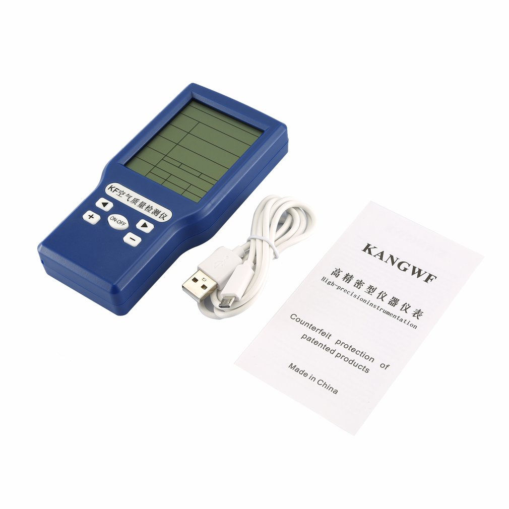 Hot Portable Digital Formaldehyde Detector HCHO/TVOC/CO2 Gas Tester AQI Air Quality Monitor Analyzer Measuring Tool Sale|Gas Analyzers| |  - title=