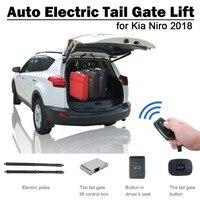Smart Auto Elektrische Tail Gate Lift Voor Kia Niro 2018 Met Elektrische Zuig Soft Close Afstandsbediening Back Front Knop controle