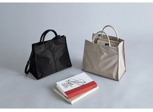 Pratical Oxford Fabric Women Tote Bag Large Shopping Waterproof Work Concise Day