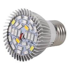 Светодиодный завода светать светильник полный спектр 8/28w e27