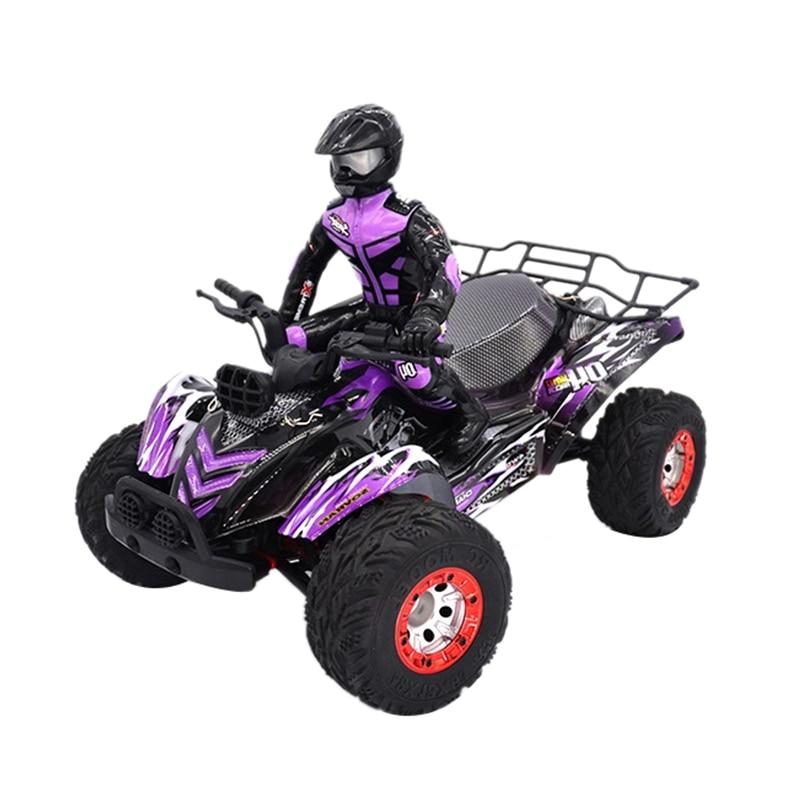 KW-C04 RC voitures 1/12 4WD 2.4G 4CH voiture de course haute vitesse croisement voiture hors route Racer 4 roues véhicule jouets