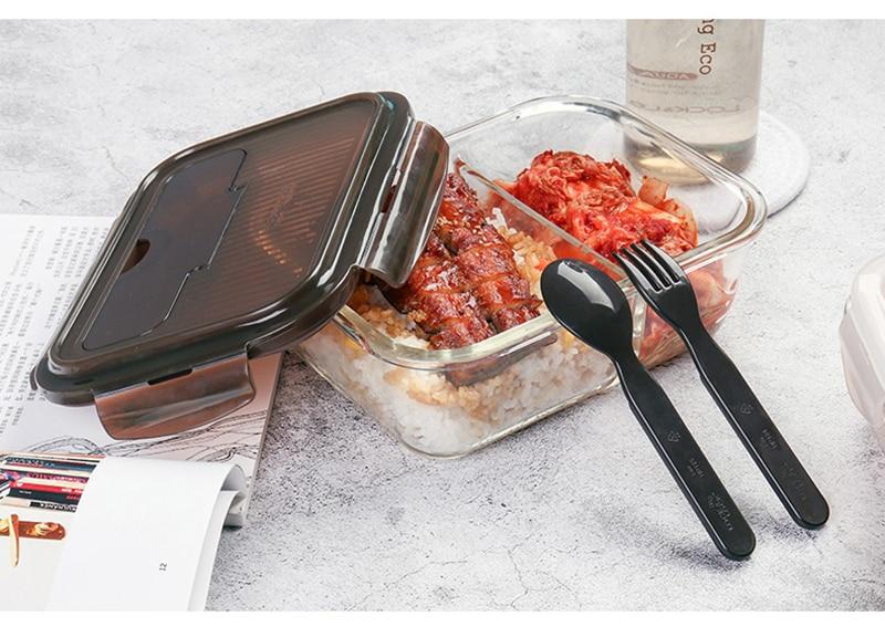 Glass lunch box16