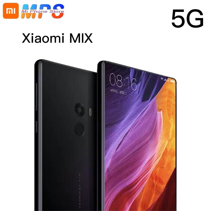 Xiaomi MIX 5G Era Conception Mobile Phone
