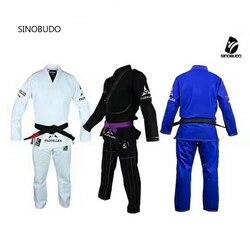 Jiu Jitsu brasileño Gi BJJ Gi para hombres y mujeres, uniforme de lucha gi Kimonos, traje profesional de competición de Judo
